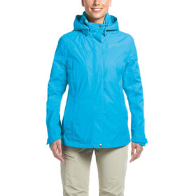 Maier Sports Metor 2L Packaway Jacket Women Hawaiian Ocean